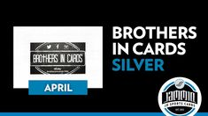 Brothers in Cards - April SILVER - Pack Plus Program Football Box Break