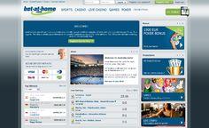 A cool #casino with mega hot #jackpots - Bet At Home Casino >> jackpotcity.co/i/40.aspx