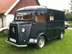 Citroen van please can i have one?