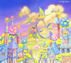 miki okuda | ... (Miki Okuda) - миры волшебства и нежности