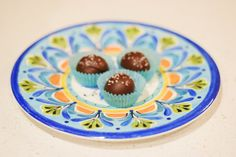 Salted Browned Butter Chocolate Chip Cookie Dough Truffles Recipe