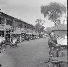 Phnom Penh Indochine, Phnom Penh, Laos, Sculpture Art, Vintage Photos, Fields, Vietnam, 1950s, Thailand