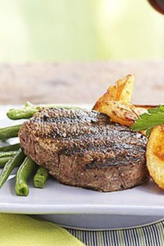 Try a new twist on the usual weeknight steak dinner. Pair with steamed veggies or a side of rice.#easyrecipes #quickeasyrecipes #quickrecipes
