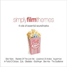John Barry, John Williams, Ernio Morricone, Award winners / Simply film themes.