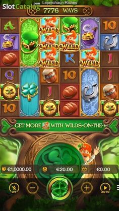 Leprechaun Riches Slot ᐈ Claim a bonus or play for free! Doubledown Casino, Live Casino, Online Casino Games, Best Online Casino, Simple Html, Welcome New Members, Play Free Slots, Soft Play, Game Item