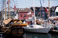 Harbor Newport, Rhode Island