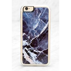 Zero Gravity Earth Black Marble iPhone 6 and 6s Case (455 MXN) ❤ liked on Polyvore featuring accessories, tech accessories and zero gravity