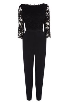 ELIDA LACE JUMPSUIT