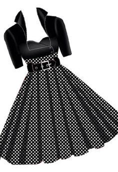 Rockabilly Dress                                                                                                                                                                                 Más