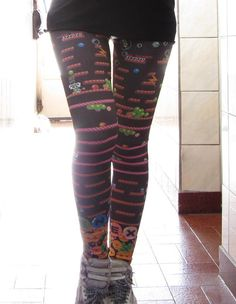 Bubble Bobble Leggings