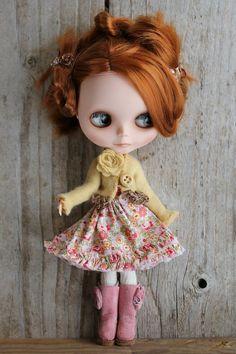 Poppy. The new girl