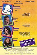 Don't Tell Her It's Me- Starring: Steve Guttenberg, Jami Gertz (September 20, 1990)