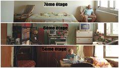 Top 10 des photos d'un même appartement en différentes versions, une vie à chaque étage
