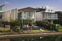 #Arquitectura: Casa Sun Cap - Wallflower #Architecture + Design