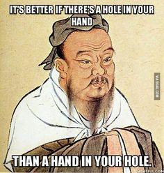 Funny Confucius Quotes 47 Best Funny Confucius Quotes images | Jokes quotes, Funny jokes  Funny Confucius Quotes