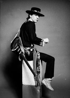 See Stevie Ray Vaughan pictures, photo shoots, and listen online to the latest music. Stevie Ray Vaughan, Eric Clapton, Rock N Roll, Swing, Best Guitarist, Blues Music, Blues Rock, Music Photo, Music Love