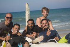 classica giornata ventilata ! www.kitesurftaranto.it