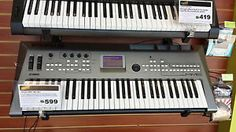 1 Day left! Yamaha MM6 Synthesizer with Cubase AI6 DAW Software - Dealer Demo = Current bid is $265