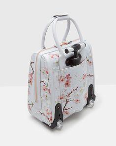 Oriental Blossom travel bag - Light Gray | Bags | Ted Baker