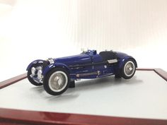 Chromes Chro44 Bugatti 59121 Supercharged 3,3liter Grand Prix 2 Seater 1933 http://ilario.pagesperso-orange.fr/chro44.html