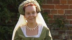 The childhood and education of Elizabeth I, during the years of 1536-1543.