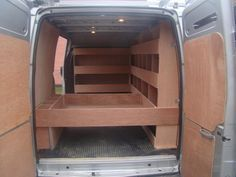 transit custom racking - Google Search
