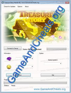 Treasure Story Cheats for Gems and Coins iPhone and Android - http://gameandcheats.org/treasure-story-cheats-for-gems-and-coins/