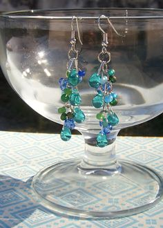 1000 images about beads on pinterest chandeliers for Waterfall design etsy