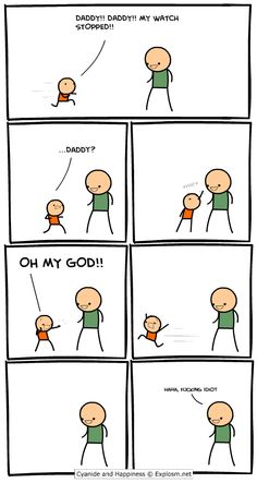 Lol I can't wait to pull stuff like this on my kids