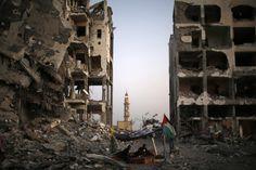 U.N. names panel to investigate war crimes in Gaza; Israel slams it - Yahoo News