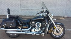 2008 Yamaha V Star 1100 - Silverado XVS11AT