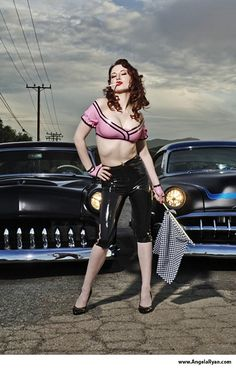 pin-up girls!!! photo thread!