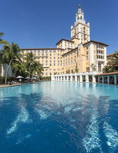 The Biltmore Hotel by Mr_Andre, via Flickr