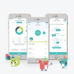 Moneybox app - save and invest from as little a £1.