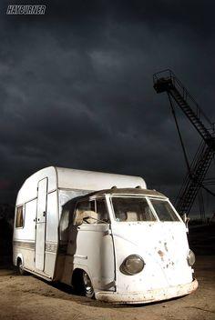Vw Volkswagen camper campervan kombi caravan