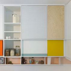 Rotterdam Kitchen by D Otten | materials + colours