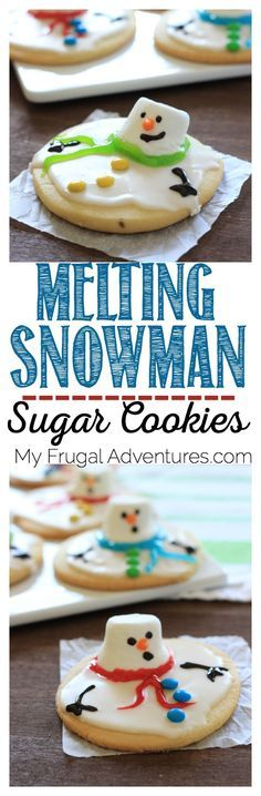 Melting Snowman Suga