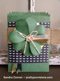 Pretty Provisions: Lucky For You