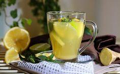 Συνταγή με τζίντζερ για ημικρανία, καούρα, πόνους αρθρώσεων-μυών