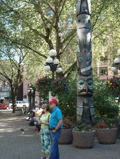 Seattle Street Public Art