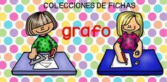 COLECCION DE FICHAS DE GRAFOMOTRICIDAD DESTACADAS