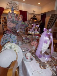 "Photo 2 of 5: Sofia the First / Tea Party ""Sofia the First Tea Party"" 