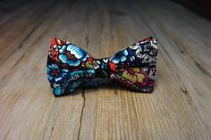 handmade Bow Tie SO 70's