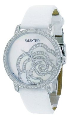 Review Valentino Diamond Rose Lady's Watch V41SBQ9191SS001 By Valentino | REVIEW WATCHES PRODUCTS