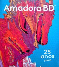 A minha biblioteca de Banda Desenhada: Catálogo Amadora BD