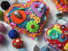happy colors by Tammy Gilley, via Flickr---Just looking at this makes me happy
