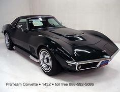 1968 Corvette Convertible!! Sick!