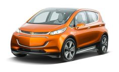 Future Cars Comming Out Before 2020 - Chevrolet Bolt 2018