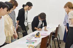 【バンタンデザイン研究所キャリアカレッジ】プロから教わるファッションデザイン画体験イベントバックレポート