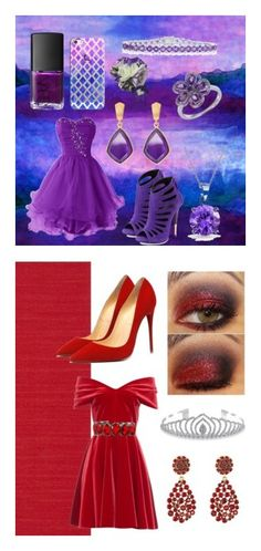 """""""Prom"""" by ellalovesgeckos ❤ liked on Polyvore featuring PTM Images, Juvi, Giuseppe Zanotti, Bling Jewelry, Lord & Taylor, Belk & Co., NARS Cosmetics, Casetify, Casadeco and Emilio De La Morena"""